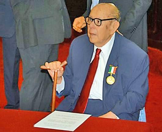 Profr. Filiberto Vargas Tentory.